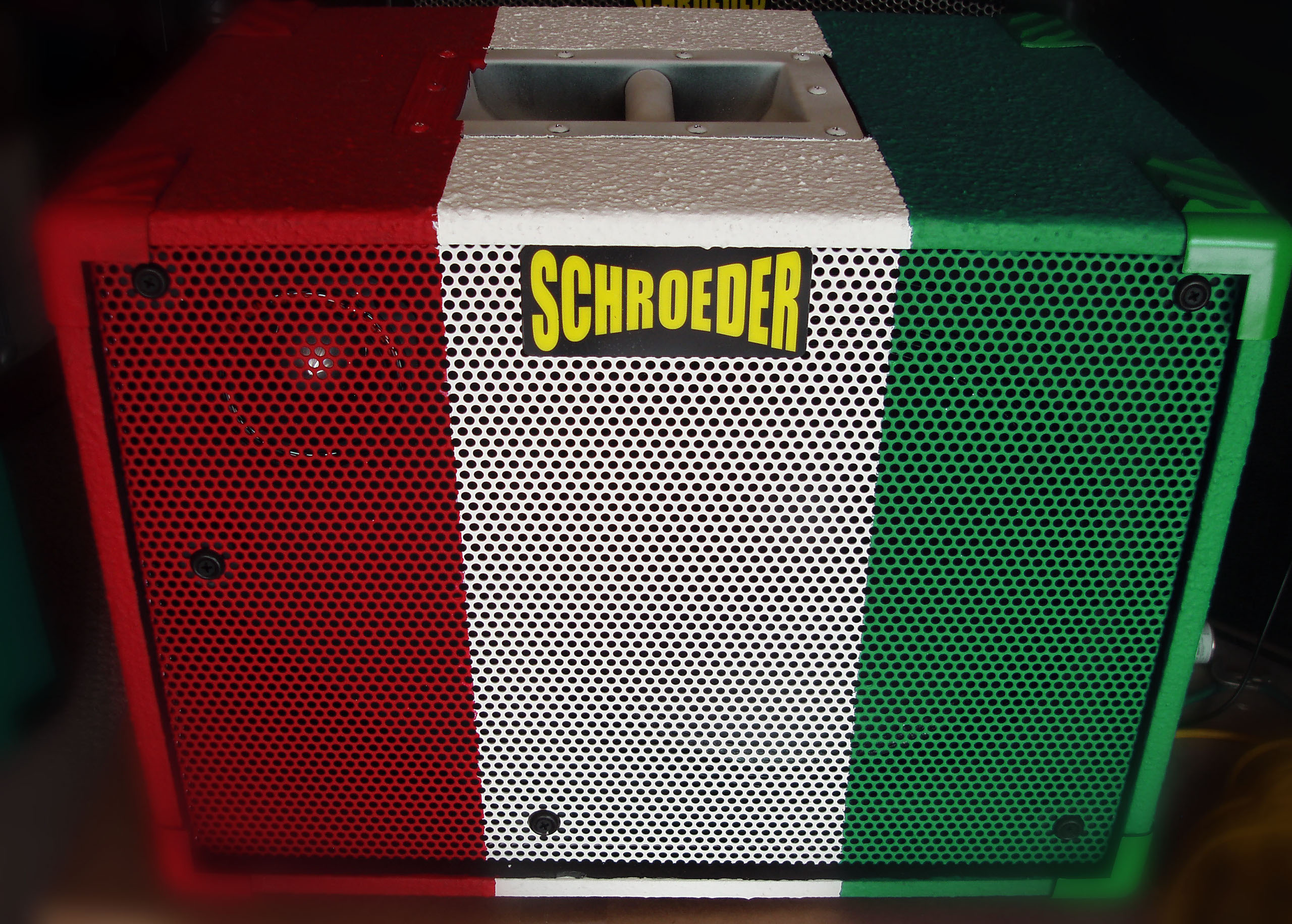 Custom Shop | Schroeder Cabinets | Bass Cabinets | California